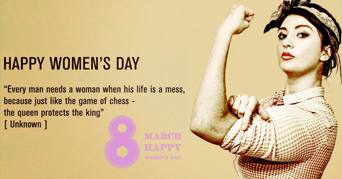 International Womens Day 2019 Quotes Images Wishes Speech